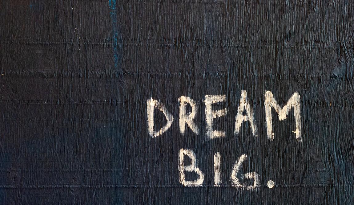 Dream Big Kid