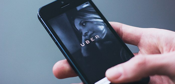 uber stock photo
