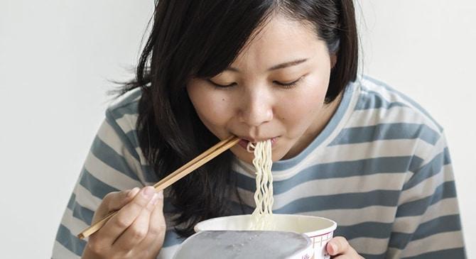 Frugal Asian Women