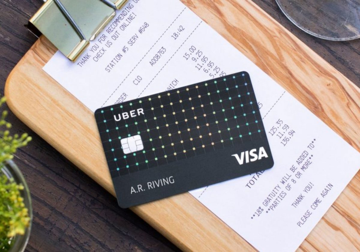 uber visa credit card review