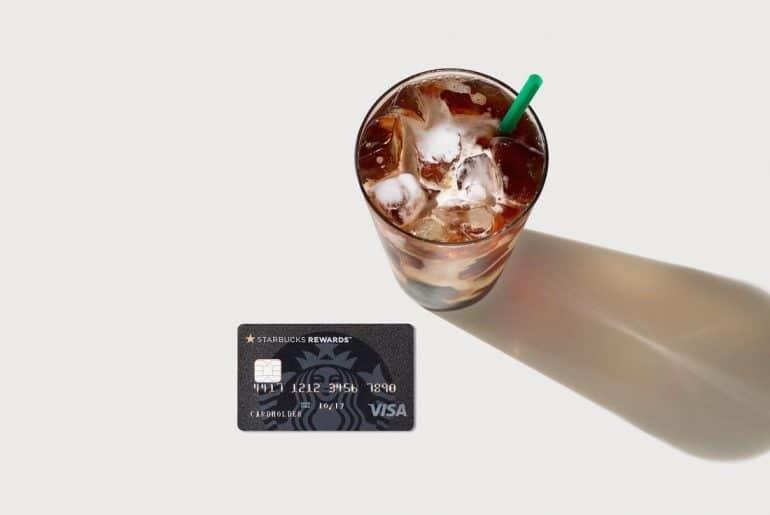 Starbucks Reward Visa Credit Card