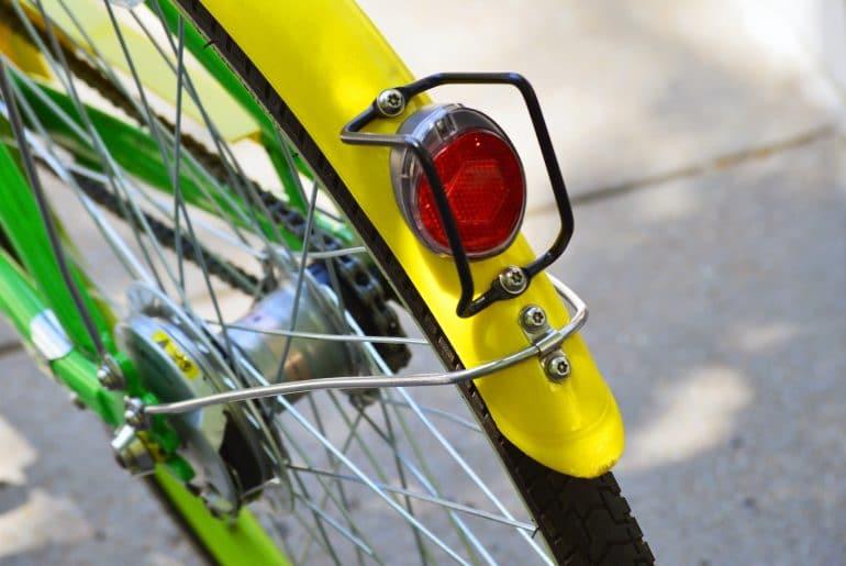 DoorDash Delivery Bike