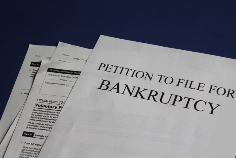 Filing for Bankruptcy When and the Reasons Why