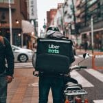 how much can you make with uber eats