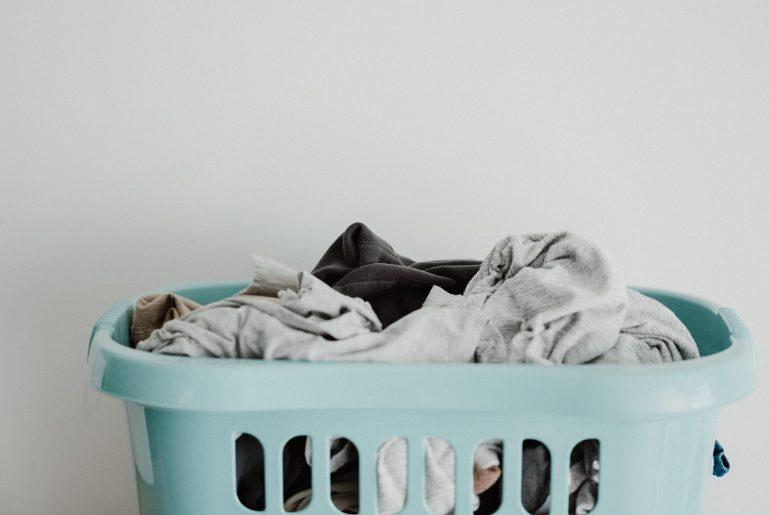 laundry mildew