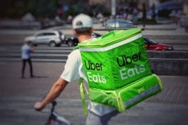 uber eats review