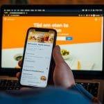 Postmates vs Uber Eats vs DoorDash vs Grubhub