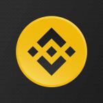 binance coin logo
