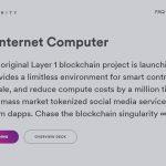 internet computer website